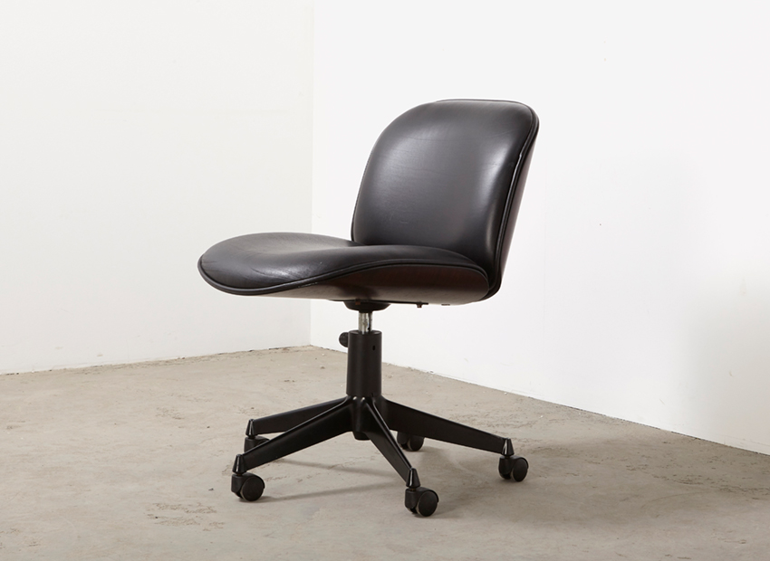 SOLD Ico Parisi Office Chair MIM Roma 1950s