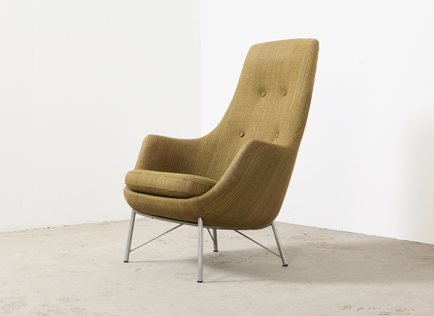 Karl Ekselius Lounge Chair Pastoe 1959