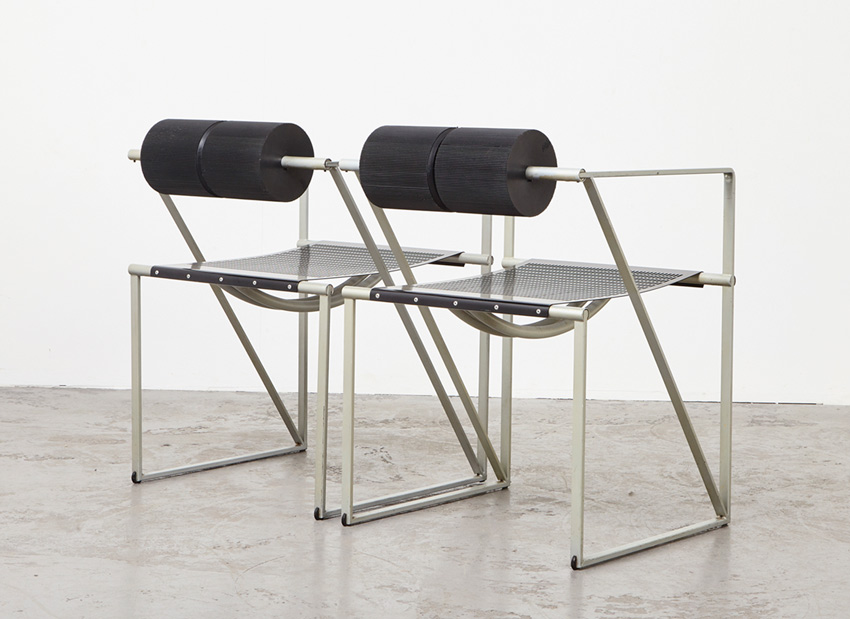 MarioBotta PairOf SecondaChairs Alias 7