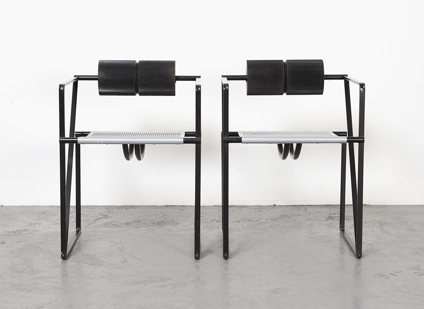 MarioBotta SetOf2 SecondaChairs Alias 1