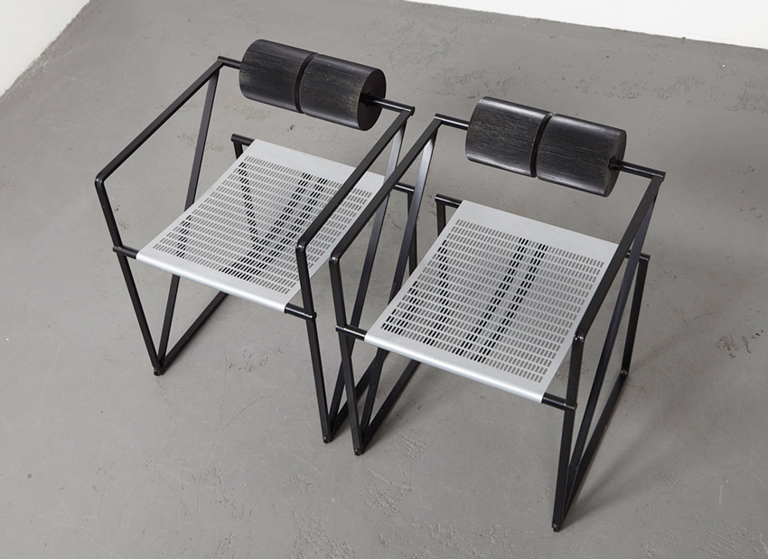 MarioBotta SetOf2 SecondaChairs Alias 11