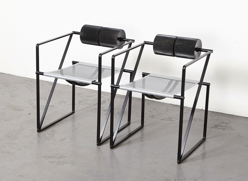 MarioBotta SetOf2 SecondaChairs Alias 2