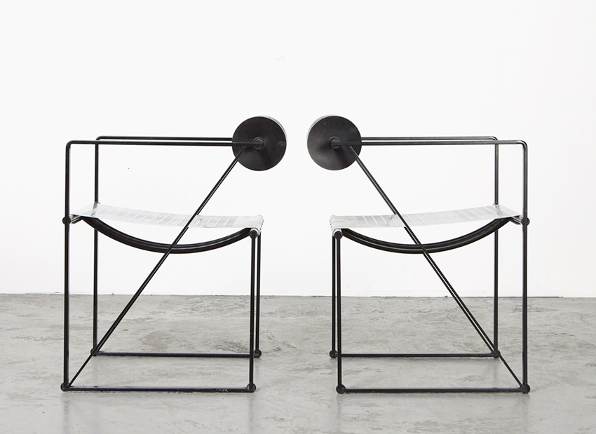 MarioBotta SetOf2 SecondaChairs Alias 8