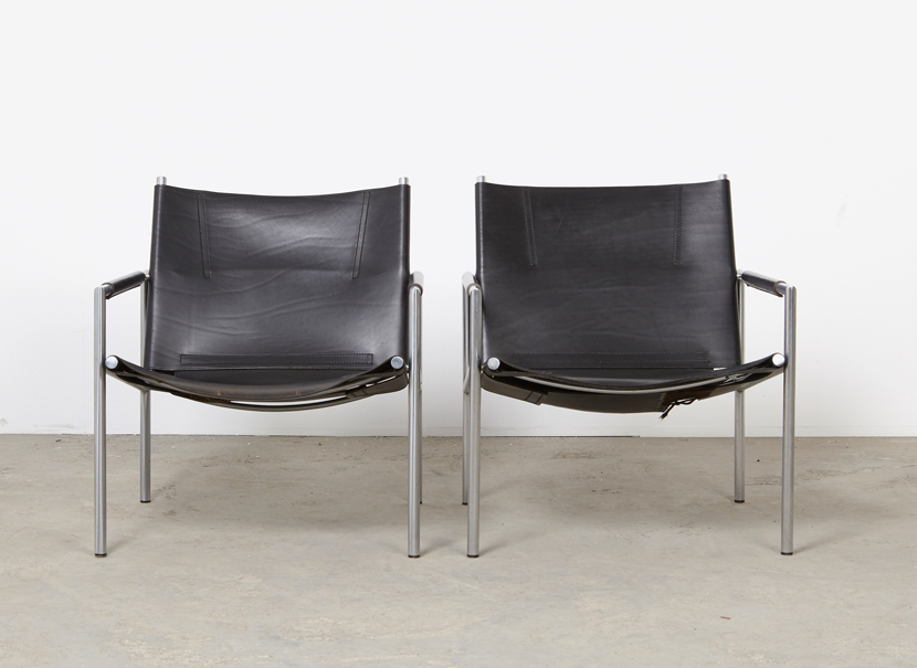 MartinVisser 2xLeatherLoungeChairs S202 TSpectrum 1