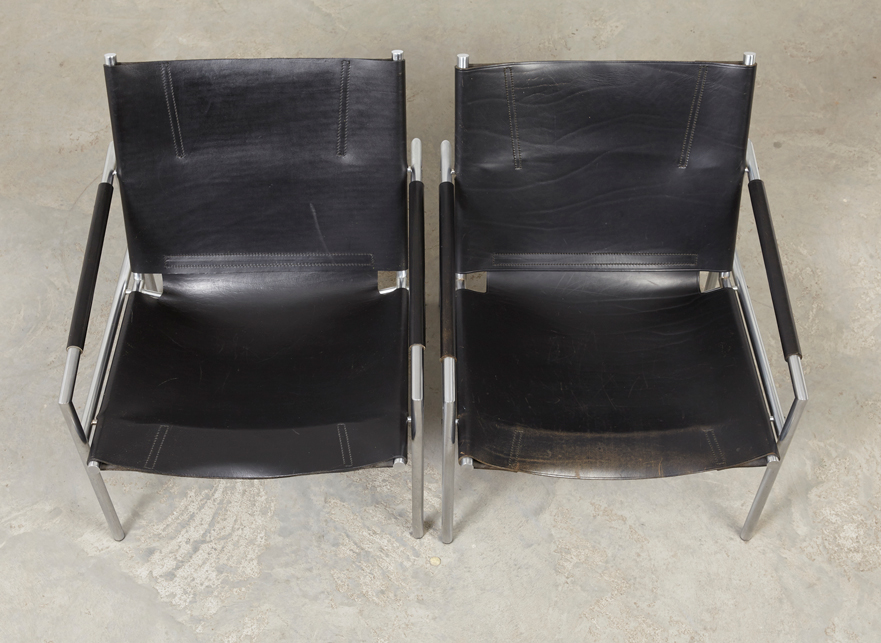 MartinVisser 2xLeatherLoungeChairs S202 TSpectrum 12