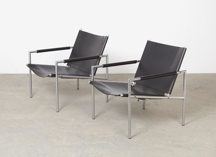 MartinVisser 2xLeatherLoungeChairs S202 TSpectrum 2