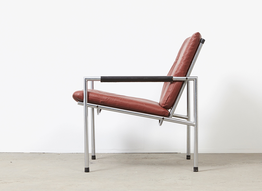 MartinVisser LeatherLoungeChair Spectrum 5
