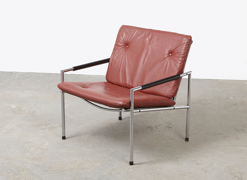 MartinVisser LeatherLoungeChair Spectrum 7