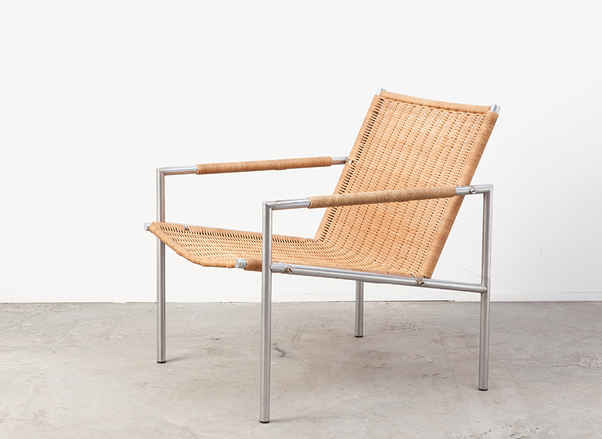 SOLD Martin Visser SZ01 Lounge Chair 't Spectrum 1960