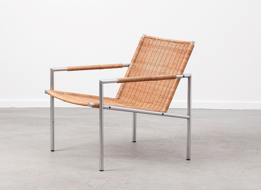 SOLD Martin Visser Easy Chair SZ01 Spectrum 1960
