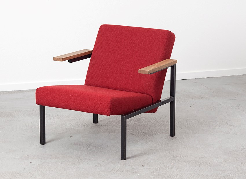 Martin Visser Easy Chair SZ31 Spectrum 1958 1