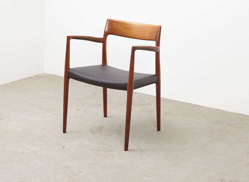 N.O.Moller SetOf6DiningChairs 10