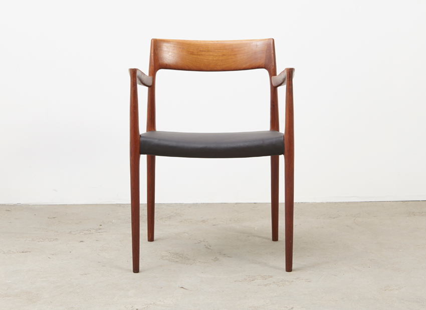 N.O.Moller SetOf6DiningChairs 11