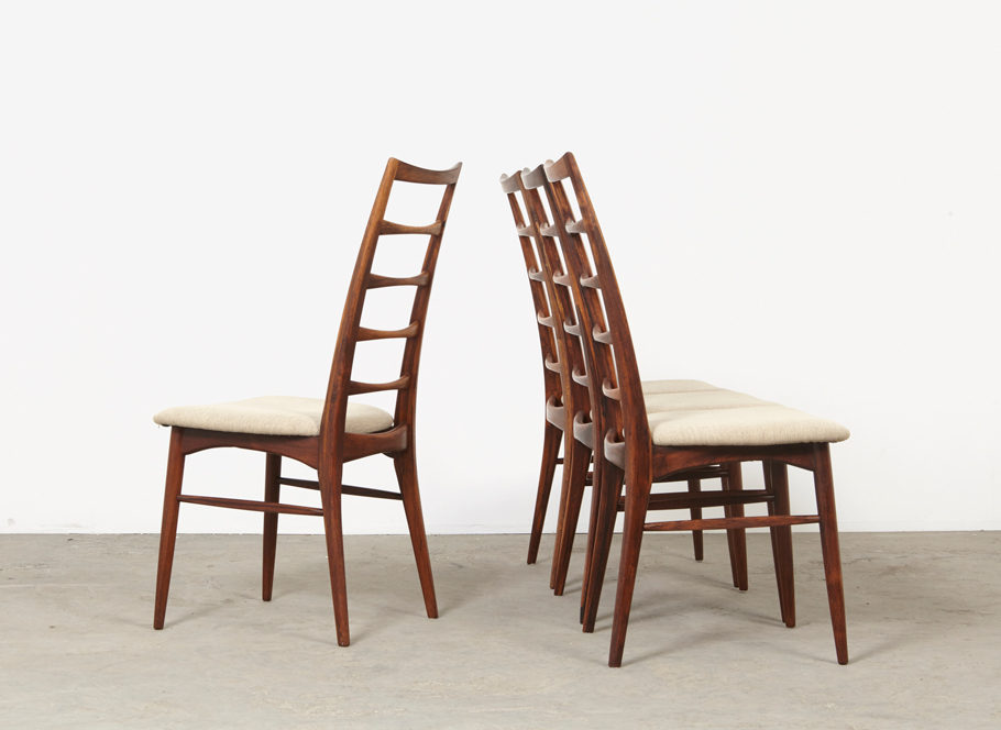 NielsKoefoed 4x DiningChairs Hornslet 5