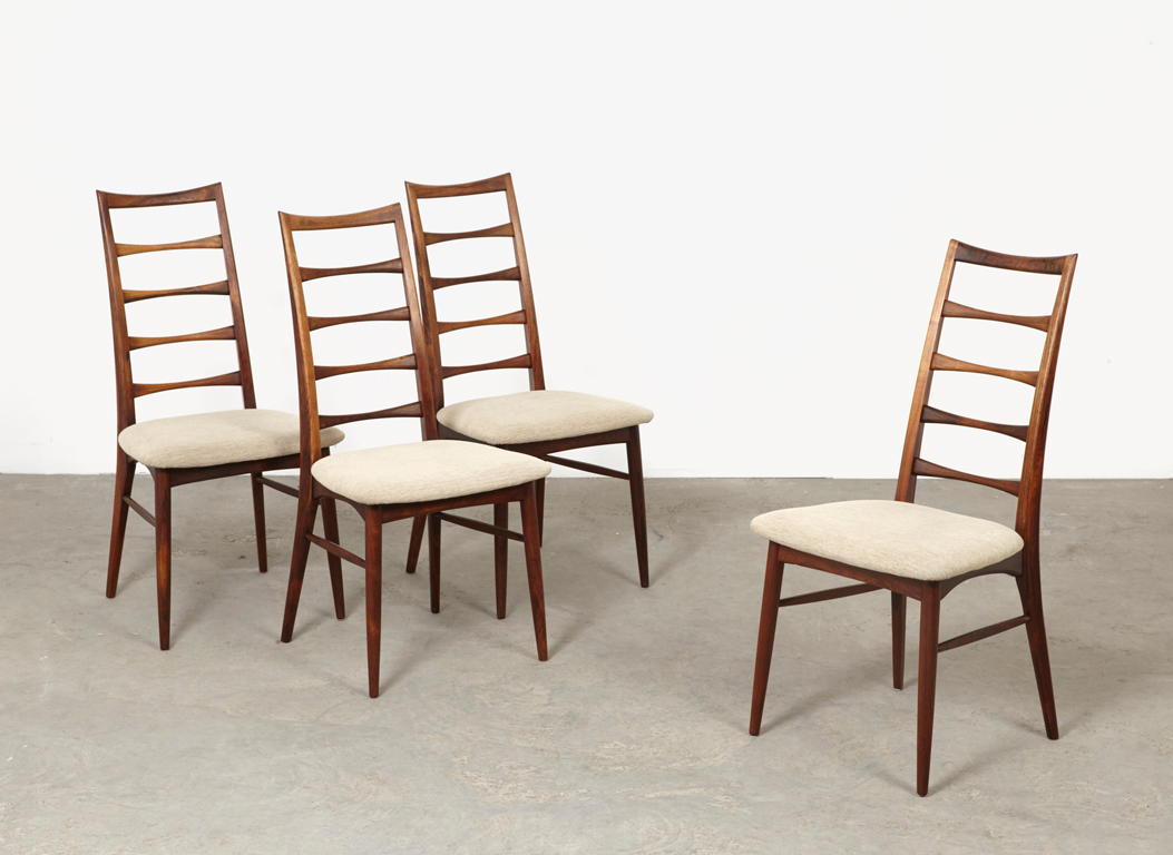NielsKoefoed 4x DiningChairs Hornslet 6