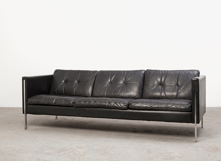 PierrePaulin LeatherSofa Artifort 9
