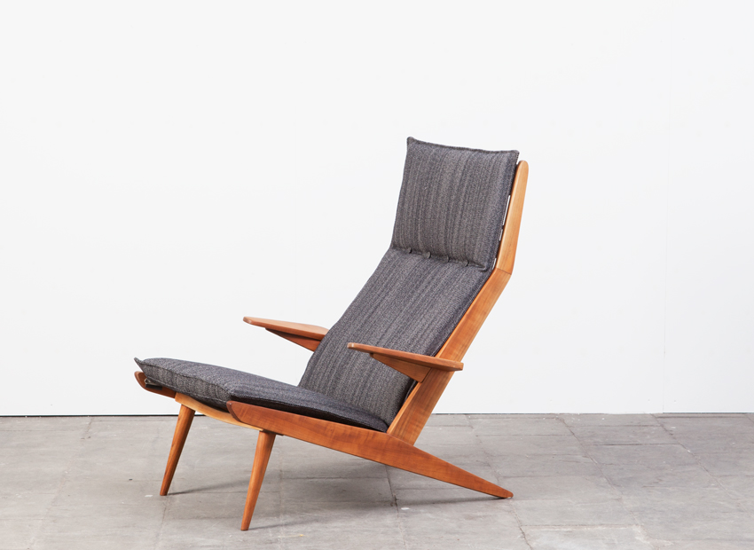 Rob Parry (Attrib.) Lounge Chair Gelderland Dutch 50s