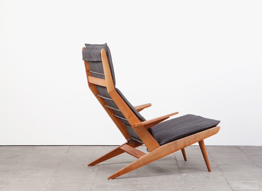 SOLD Rob Parry (Attrib.) Lounge Chair Gelderland 1950s