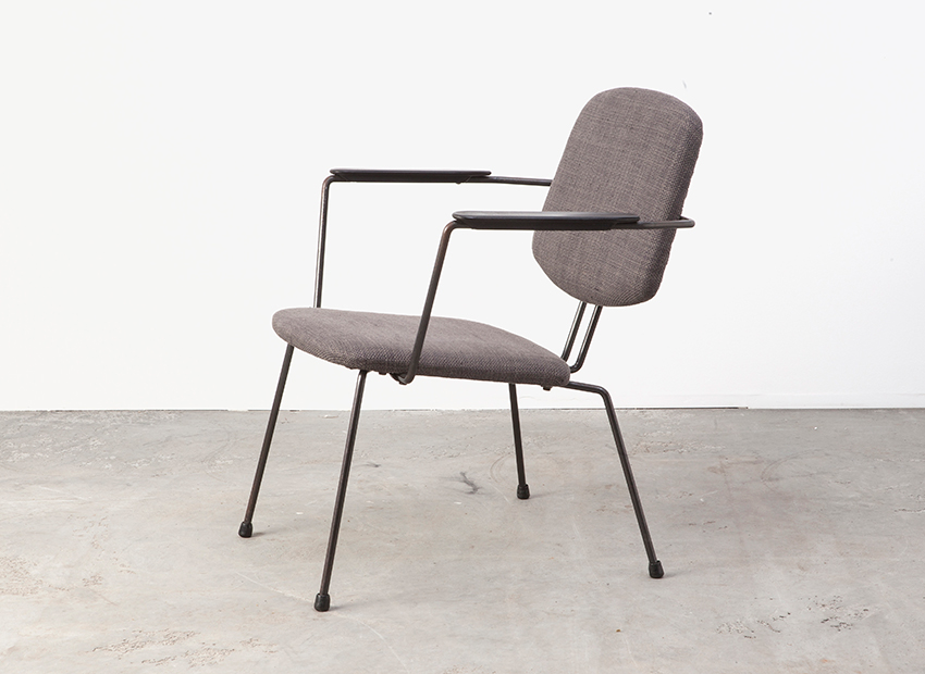 SOLD Rudolf Wolf Lounge Chair Elsrijk 50s