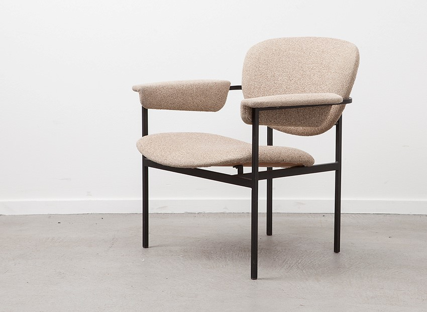 Rudolf Wolf Easy Chair Gaasbeek Van Tiel 60s 1