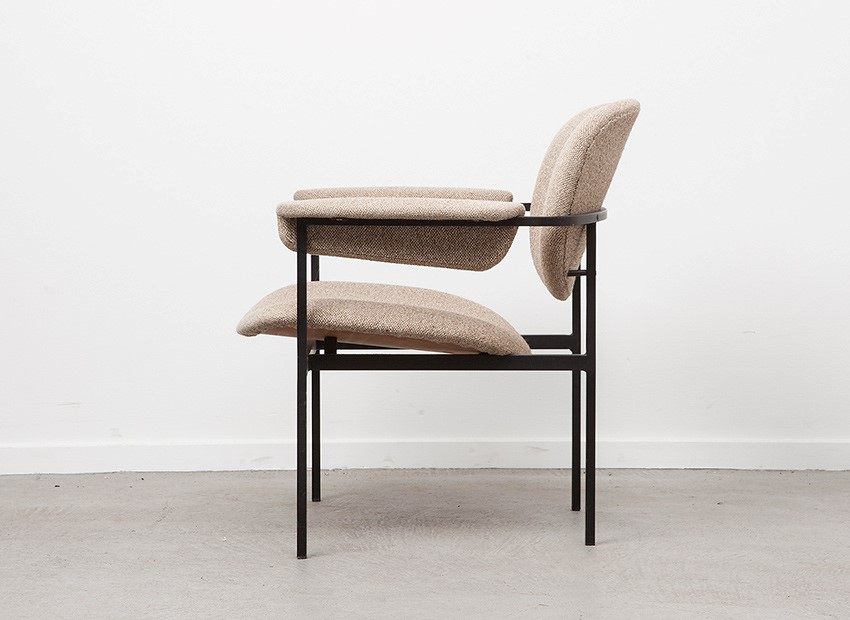 Rudolf Wolf Easy Chair Gaasbeek Van Tiel 60s 3