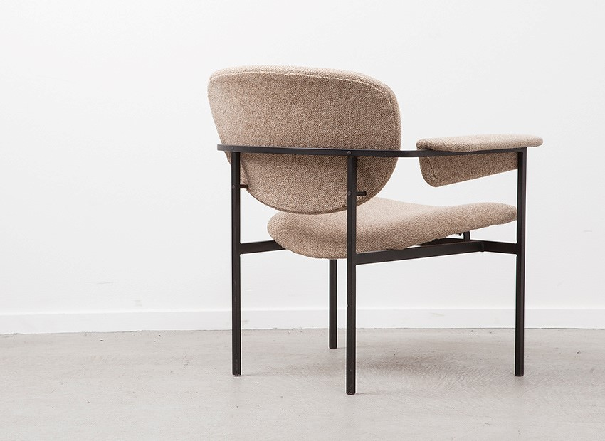Rudolf Wolf Easy Chair Gaasbeek Van Tiel 60s 5