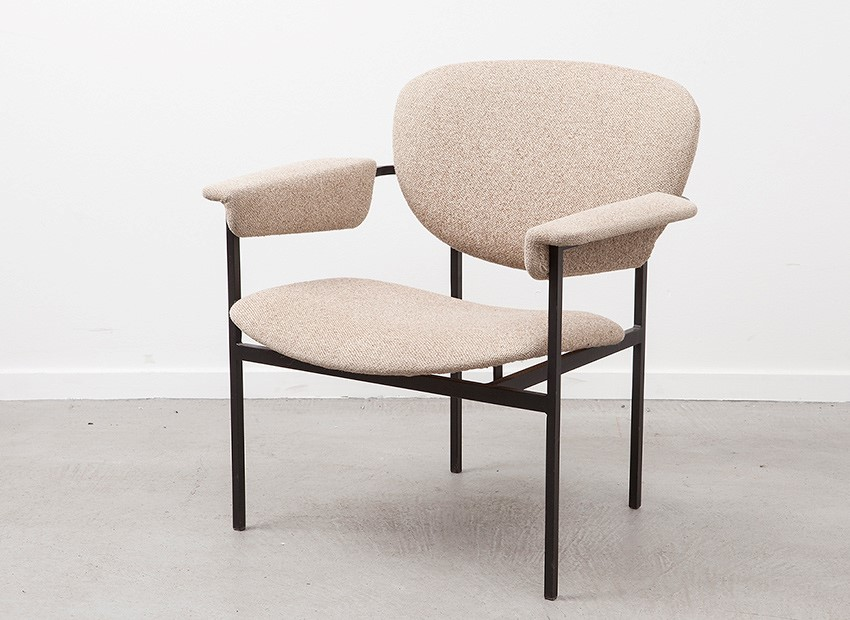 Rudolf Wolf Easy Chair Gaasbeek Van Tiel 60s 6