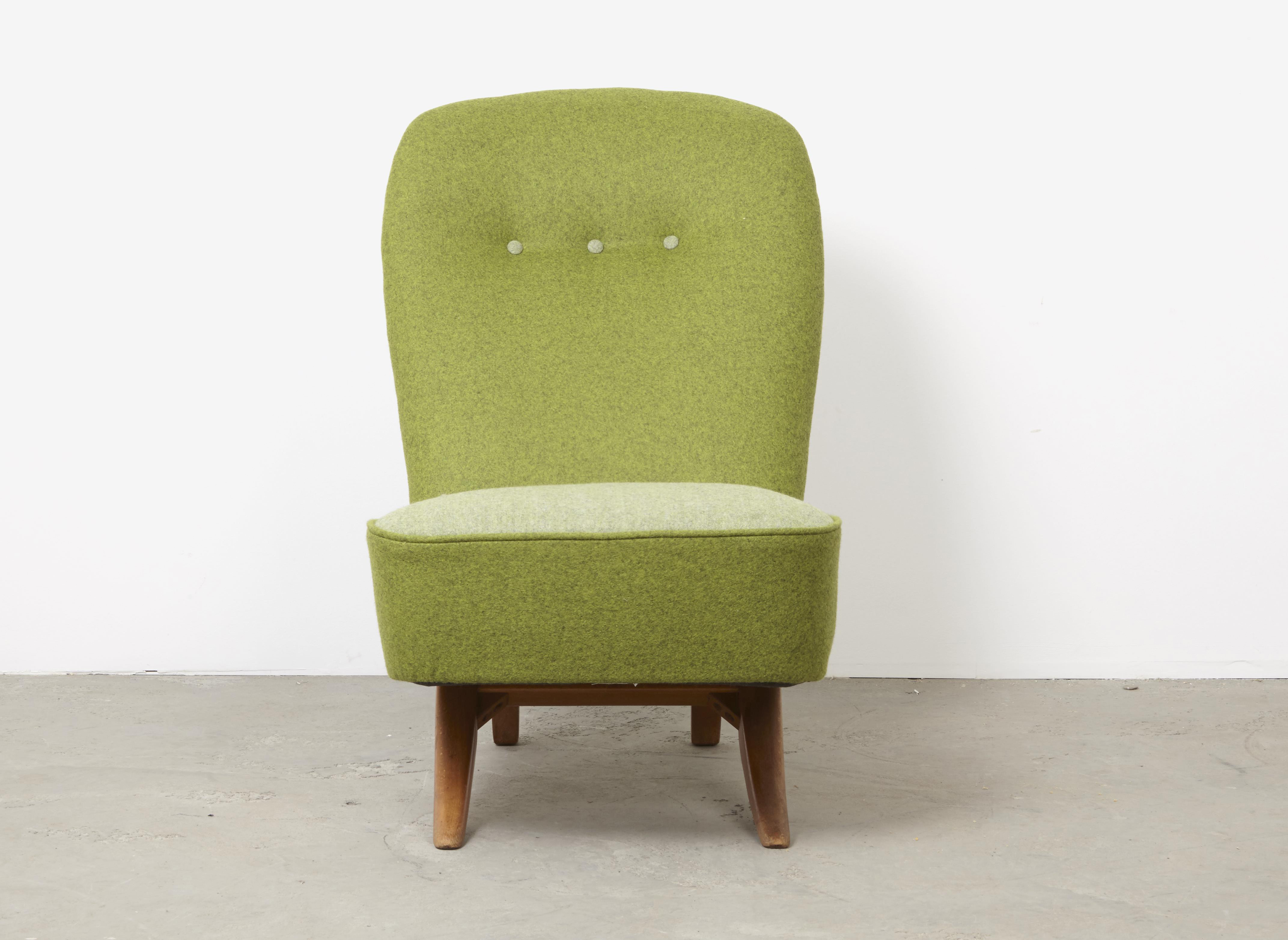 TheoRuth Congo LoungeChair Artifort 50s 1