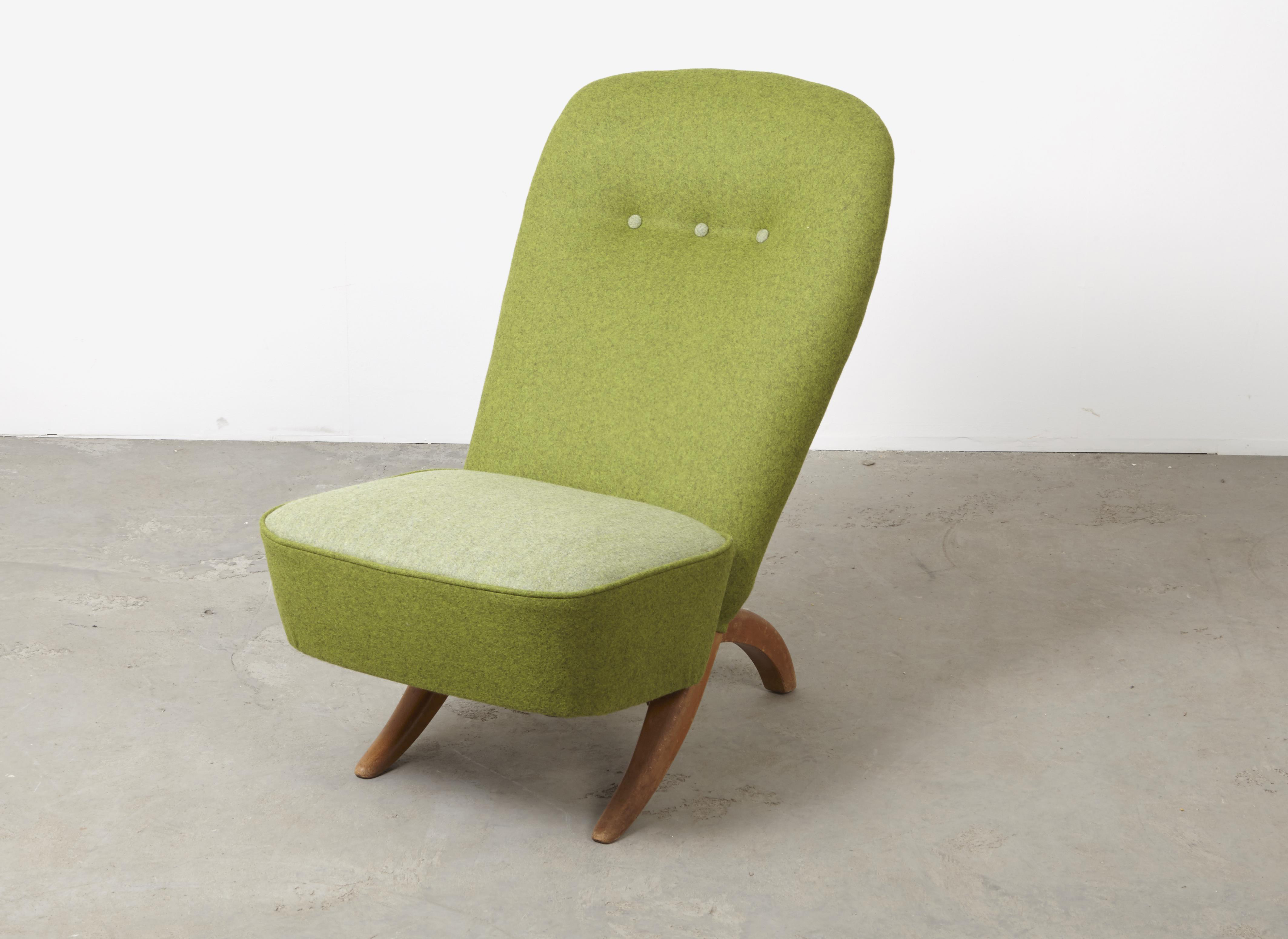 TheoRuth Congo LoungeChair Artifort 50s 3