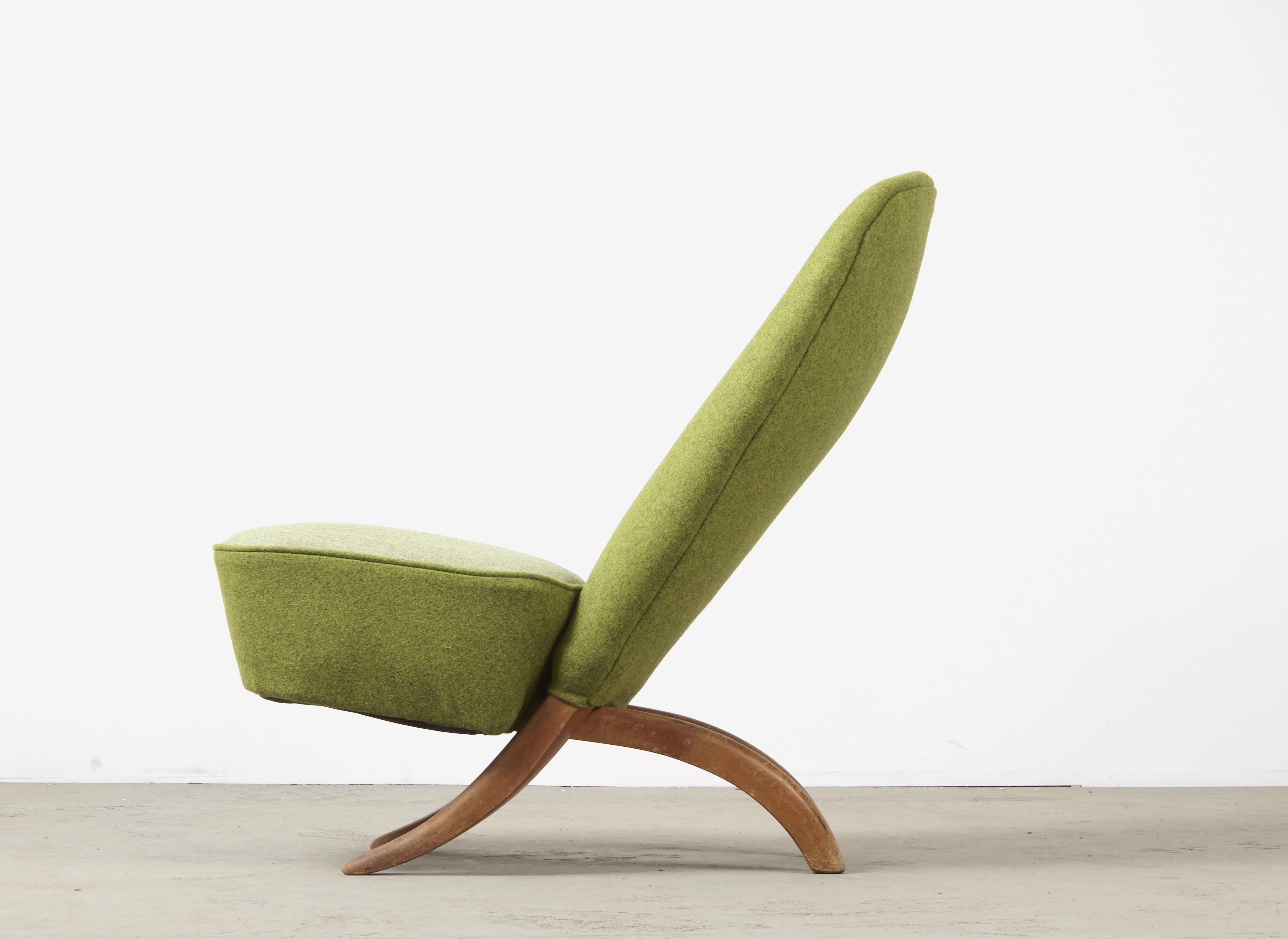 TheoRuth Congo LoungeChair Artifort 50s 4