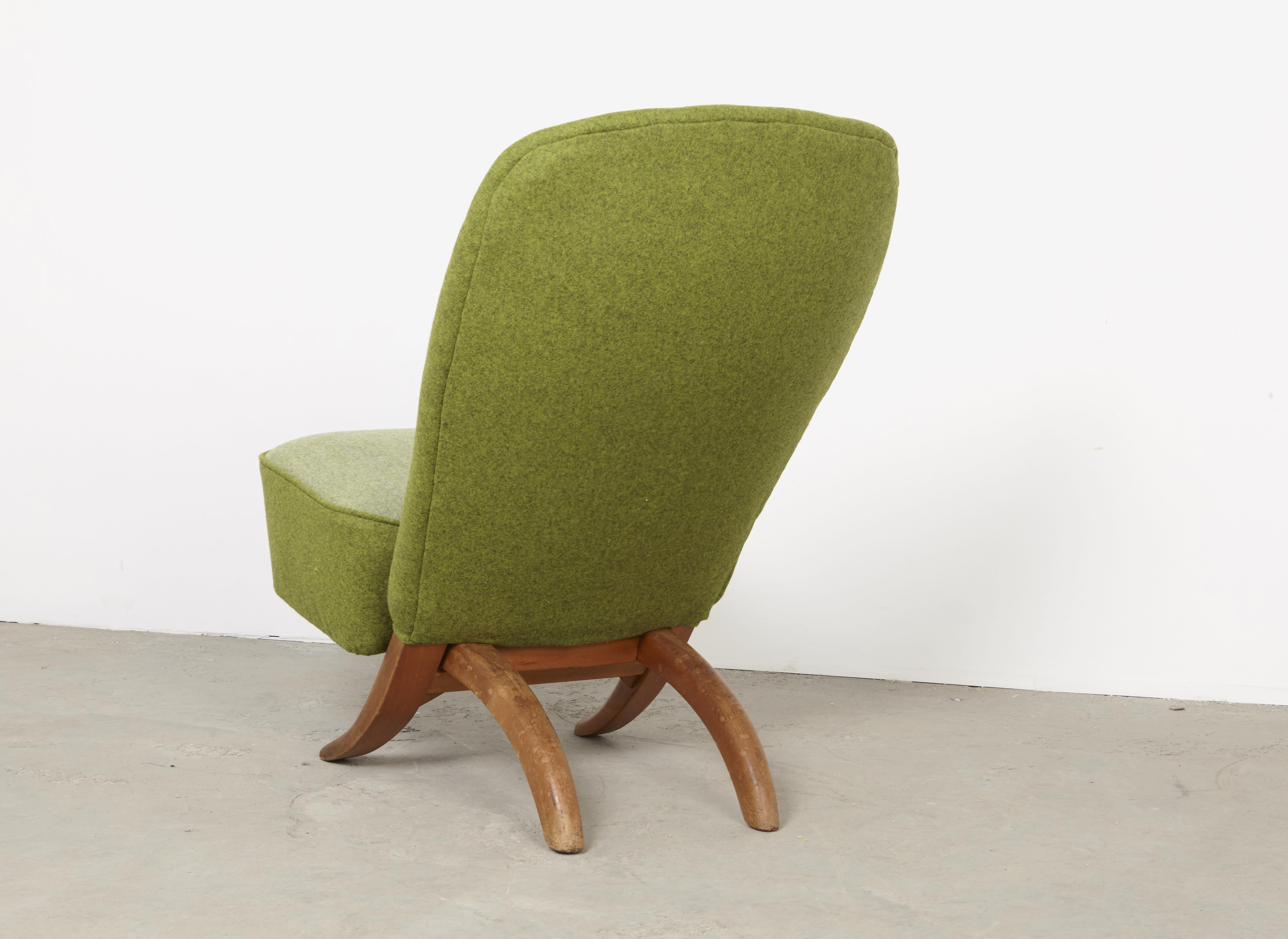 TheoRuth Congo LoungeChair Artifort 50s 6