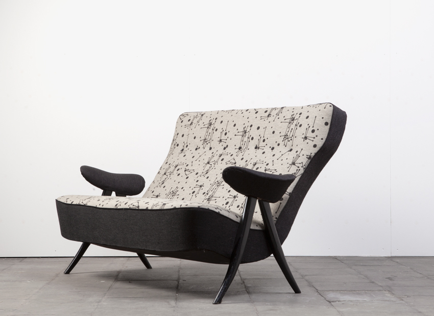 Theo Ruth Sofa Artifort Dutch 1955