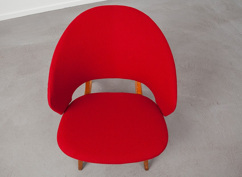Theo Ruth Easy Chair Artifort 50s 7