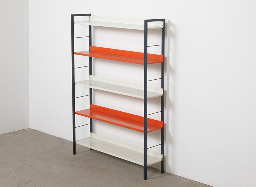 SOLD A.Dekker Bookcase Tomado 1959