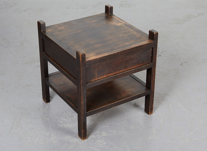 DutchModernistCabinetAndSideTable 9