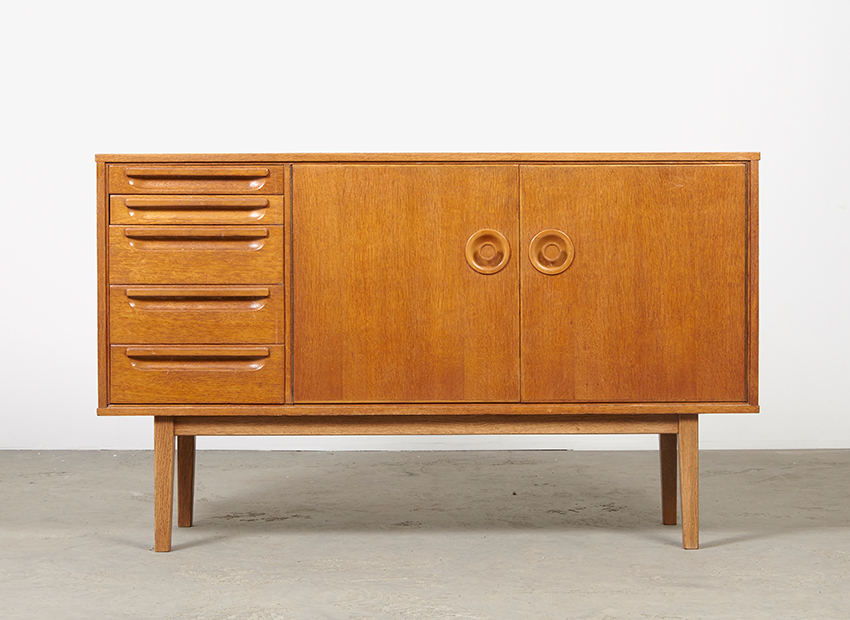 SOLD Mart Stam Side Board Pastoe 1948