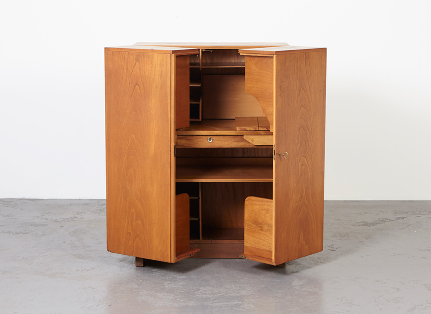 Mummenthaler & Meier 'Desk in a Box' 1950