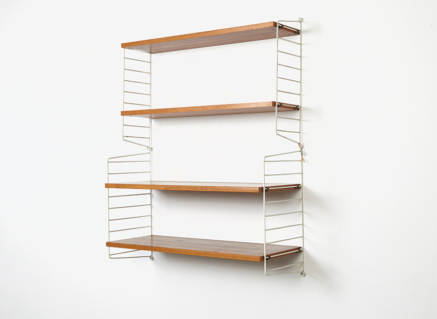 Nils Strinning Wall Unit 1 String Sweden 1949