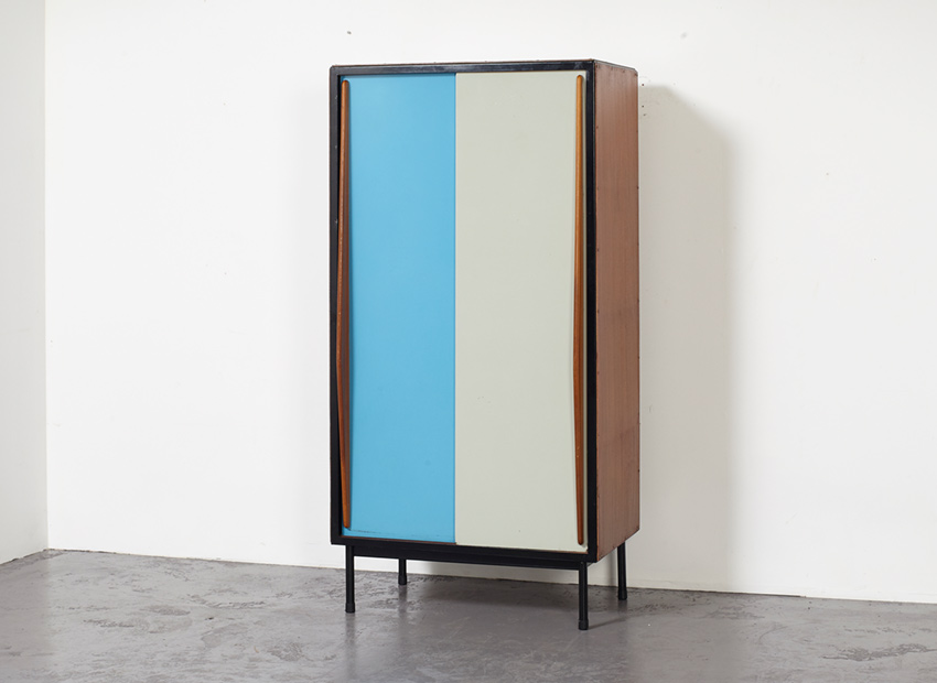 Willy van der Meeren Wardrobe Cabinet Tubax 1952