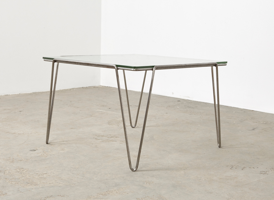 Arnold Bueno De Mesquita Coffee Table Spurs 1955