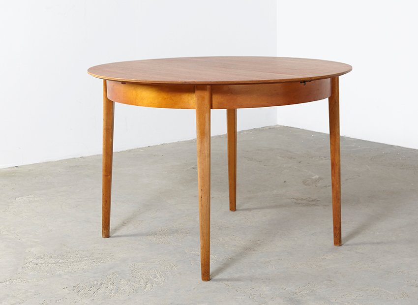 SOLD Cees Braakman Dining Table TT05 Pastoe 1950s
