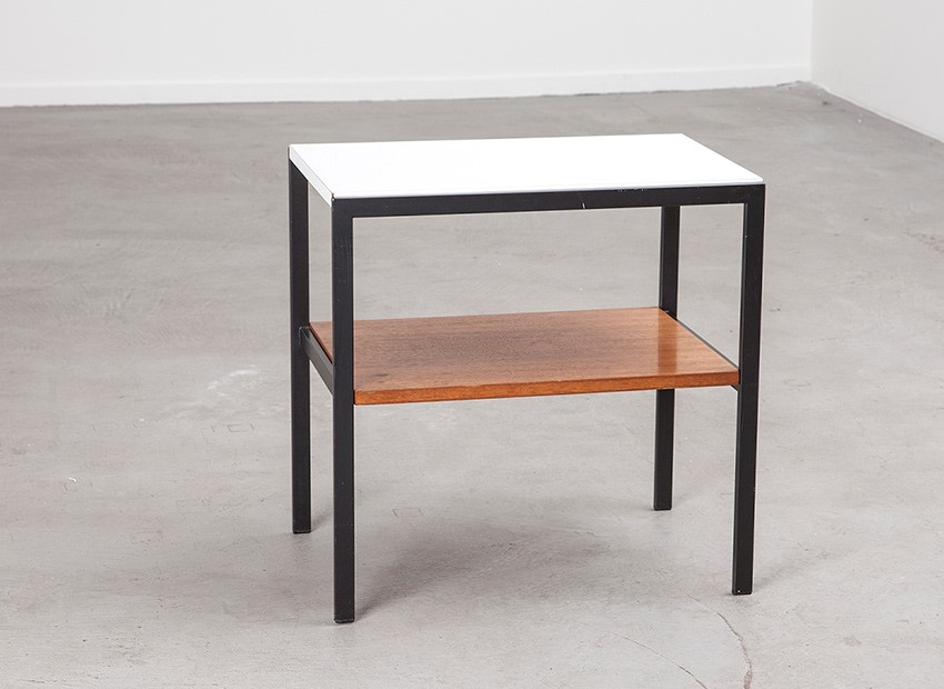 SOLD Coen De Vries Side Table Gispen 60s