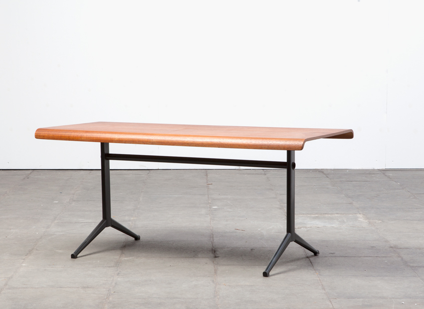Friso Kramer Teak Coffee Table Auping 1963