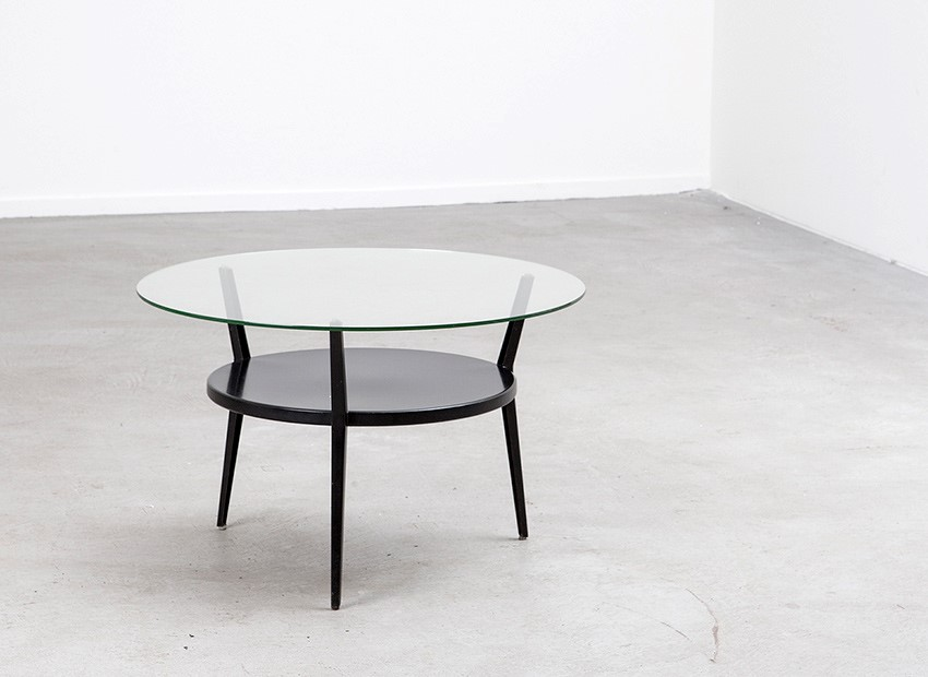 Friso Kramer Rotonde Coffee Table De Cirkel 1959 1