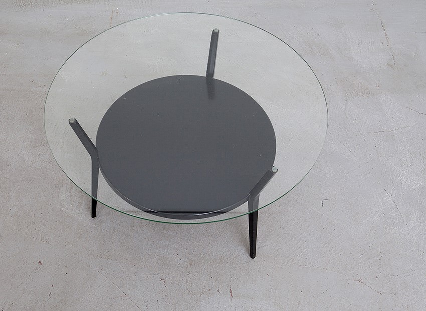 Friso Kramer Rotonde Coffee Table De Cirkel 1959 3
