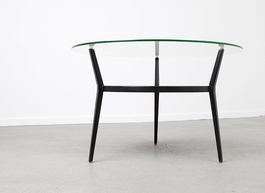 Friso Kramer Rotonde Coffee Table De Cirkel 1959 5