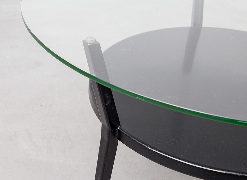 Friso Kramer Rotonde Coffee Table De Cirkel 1959 6