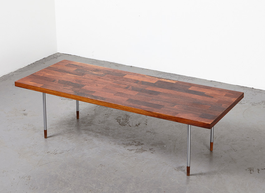 SOLD Fristho Rosewood Coffee Table 1960s