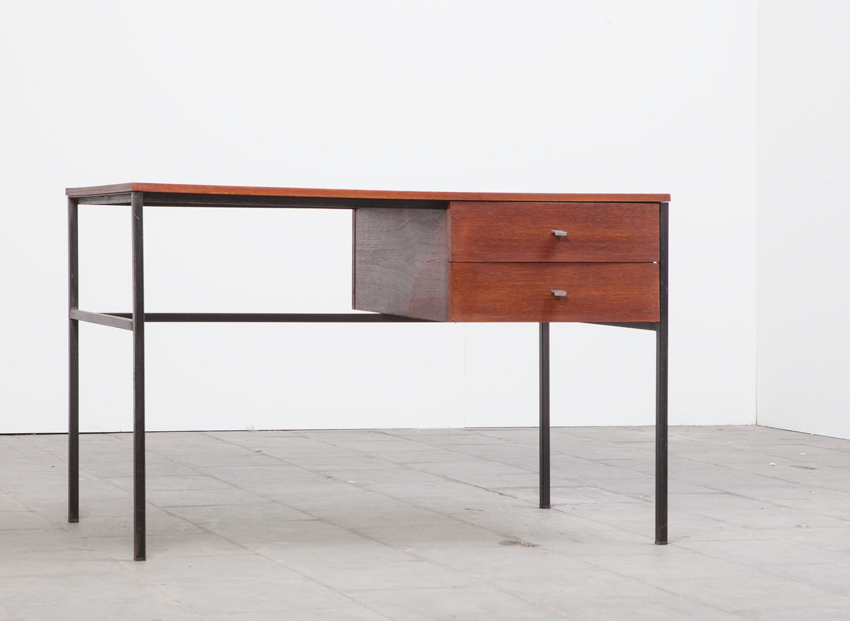 SOLD Pierre Guariche Desk Meurop 60s