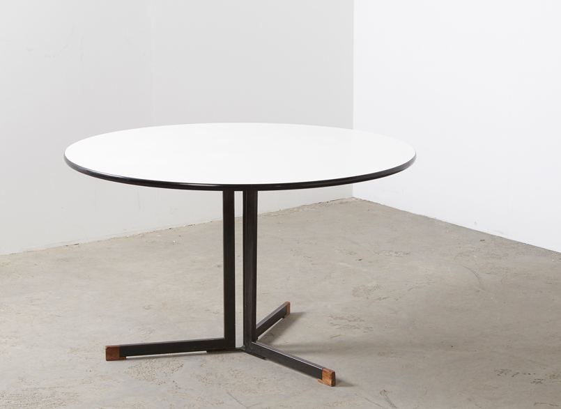 SOLD Hein Salomonson AP103 Dining Table AP Originals 50s